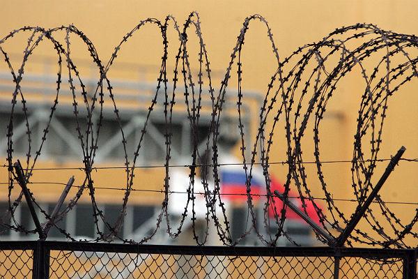 Награнице Крыма иУкраины установят 50-километровый забор