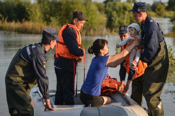 Как действовать в экстремальной ситуации на воде