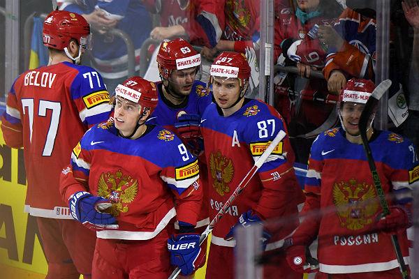 Букмекеры считают сборную Канады фаворитом матча сРоссией вполуфинале чемпионата мира