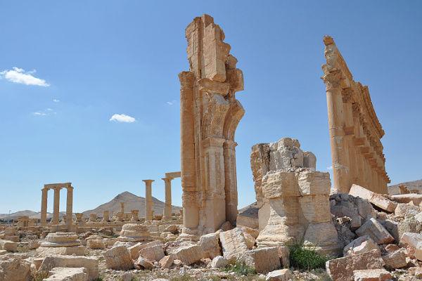 Сирийская армия освободила 783 кв. кмвнаправлении Пальмиры