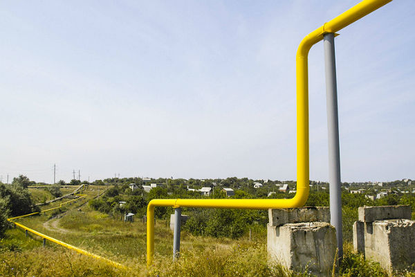 В «Газпроме» поведали, сколько газа они поставили на захваченный Донбасс