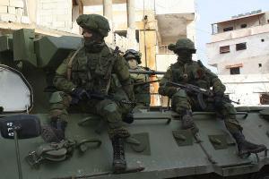 СМИ: Российского солдата судили за потерянный в Сирии автомат