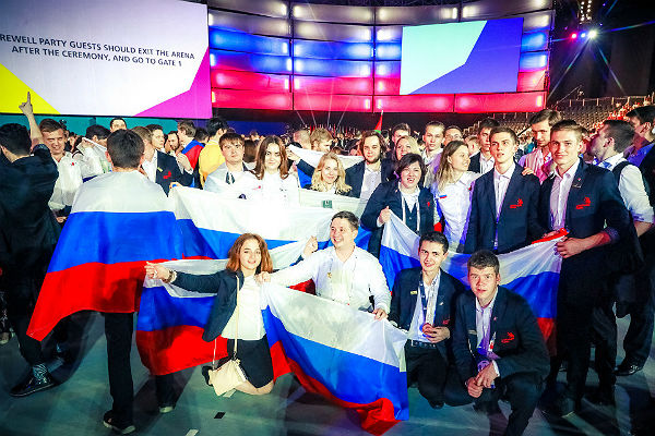 Студенты челябинского РБИУ внесли вклад впобеду Российской Федерации намировом чемпионате WorldSkills