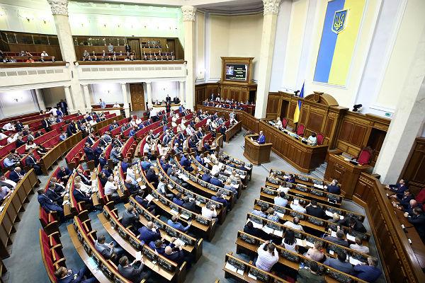 Рада отказалась поддержать отставку генпрокурора Украины