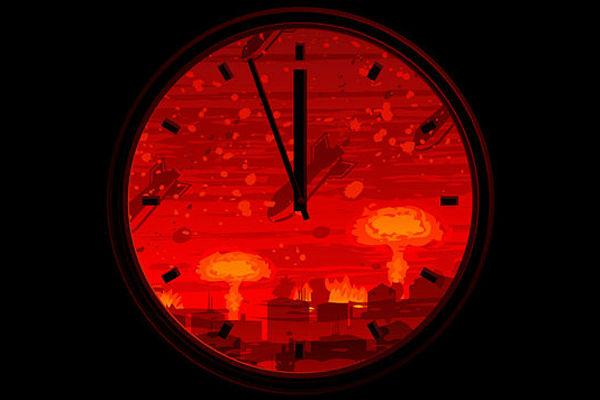 Учёные объявили облизости мира кядерной войне по«часам Судного дня»