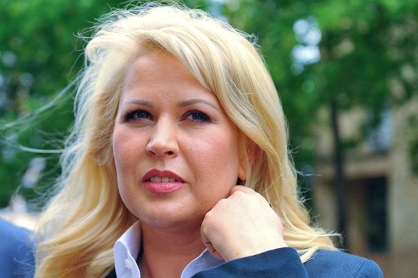 Евгения Васильева стала студенткой факультета искусств МГУ