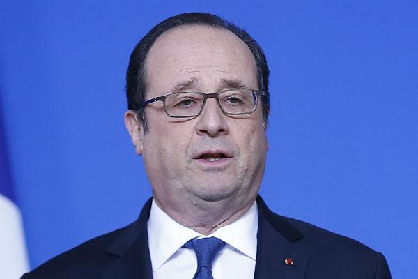 Олланд указал на вероятную связь инцидентов вофисе МВФ иминфине ФРГ