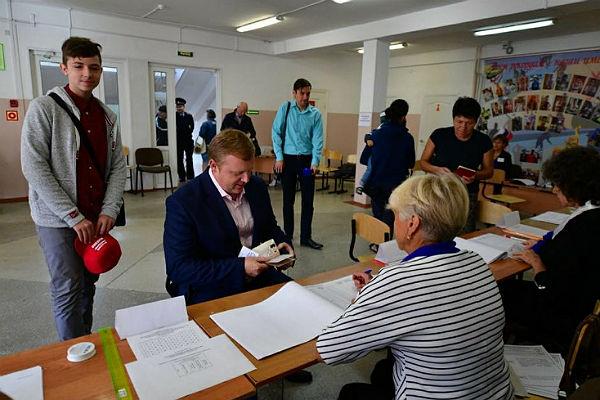 ВПриморском крае стартовал 2-ой тур выборов губернатора