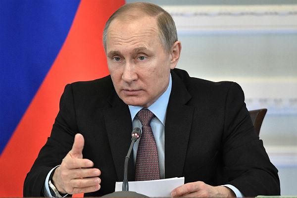 Президент Путин подписал указ опризыве жителей РФ навоенные сборы
