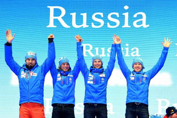 Ирина Старых: Сегодня бежалось просто, лыжи катили отлично
