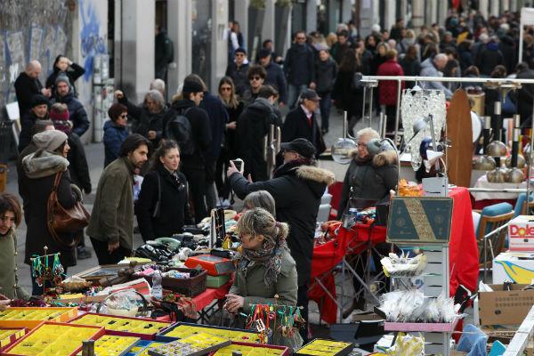 В Италии ввели безусловный доход для малоимущих
