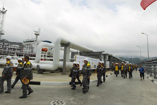 Нефтеперерабатывающий завод в туапсе отзывы