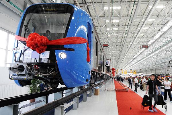 Китай начинает производство морозоустойчивых беспилотных поездов