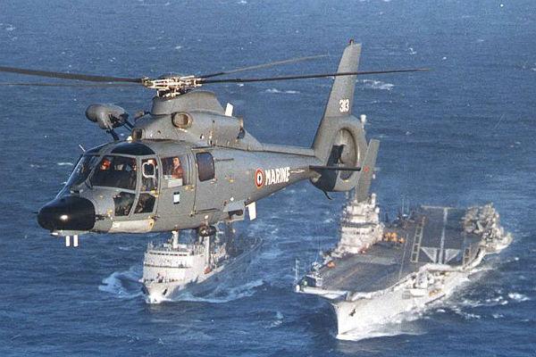 Болгарский вертолет упал вЧерное море
