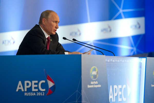 Senior officials attend apec senior officials meeting ahead of the 2012 apec summit in vladivostok, russia, sept 2