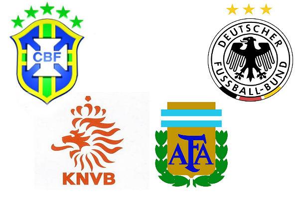 Бразилия – Германия. ЧМ-2014. 1/2 финала