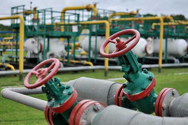 Украина выставила последние запасы русского газа нааукцион