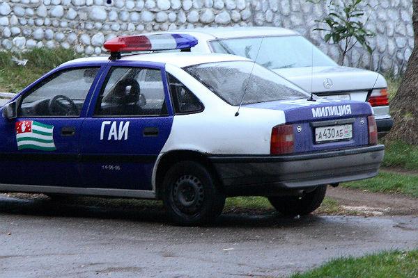 ВАбхазии натерритории государственногоТВ подорвался смертник