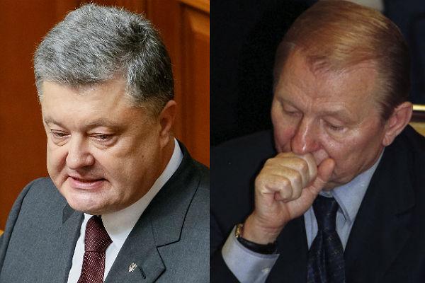 Кучма: Европа вответе засложившуюся вУкраинском государстве ситуацию