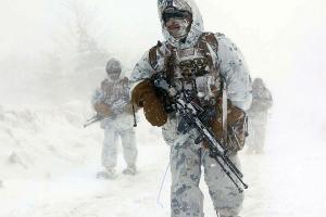 Две сотни морпехов США замерзли на учениях у границы с Россией