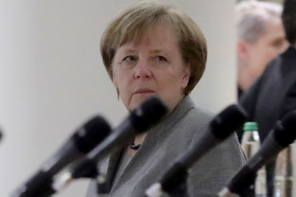 ВГермании появилась возможность новых выборов вБундестаг
