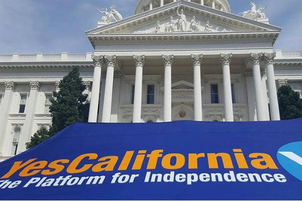 Американские сепаратисты: Калифорния желает выйти изсостава США по«крымскому сценарию»