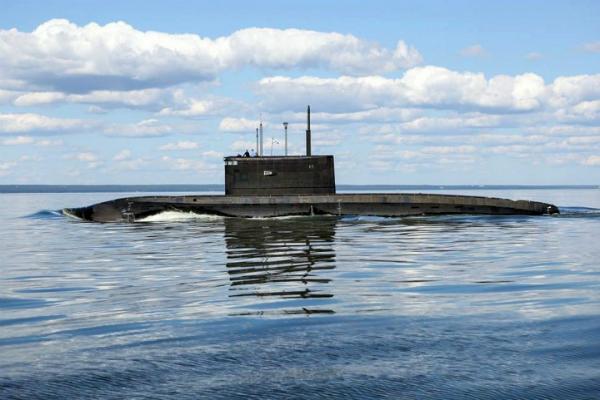 Атомная подлодка Северного флота провела стрельбу ракетой «Калибр» вБаренцевом море
