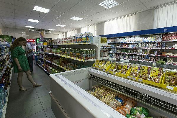 В Российской Федерации появятся продовольственные карточки в 2017