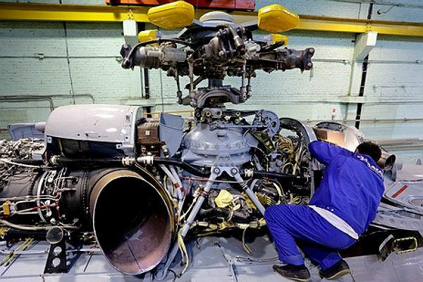 Украинская компания поучаствует в российско-китайском проекте вертолета AHL