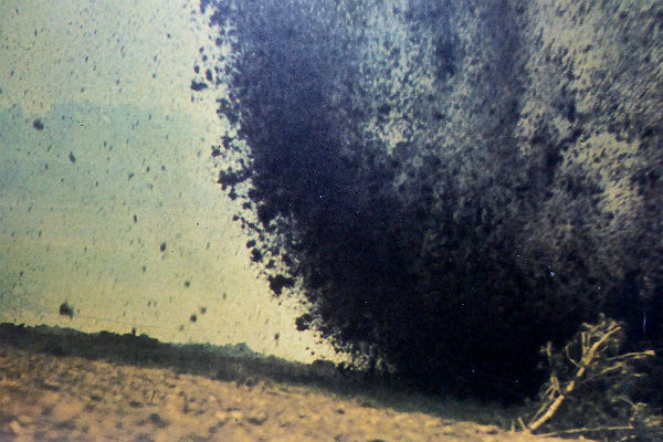 ВУдмуртии около  Пугачево гремят взрывы