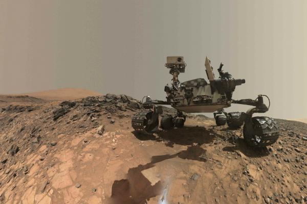 Спасибо, Curiosity: ученые нашли место, где в прошлом кипела марсианская жизнь