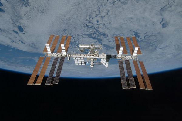 Москвичи смогут увидеть полет МКС в начале февраля