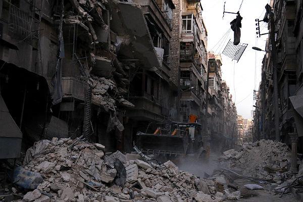 Армия Асада начала наземную операцию вАлеппо