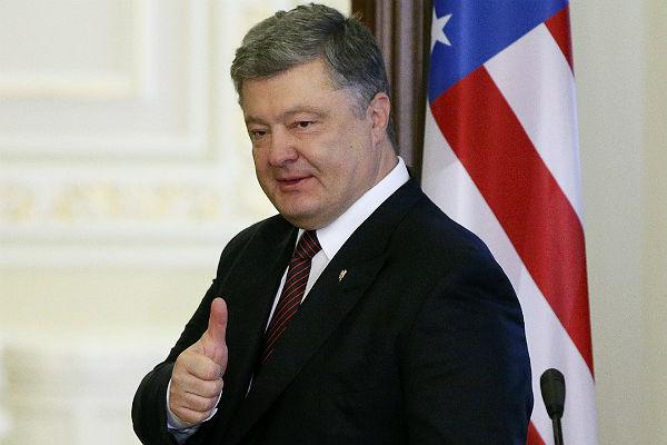 Порошенко поручил МИД Украины направить суд ООН иск к Российской Федерации