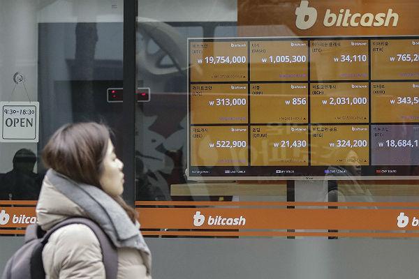 Курс биткоина упал неменее чем на13% засутки