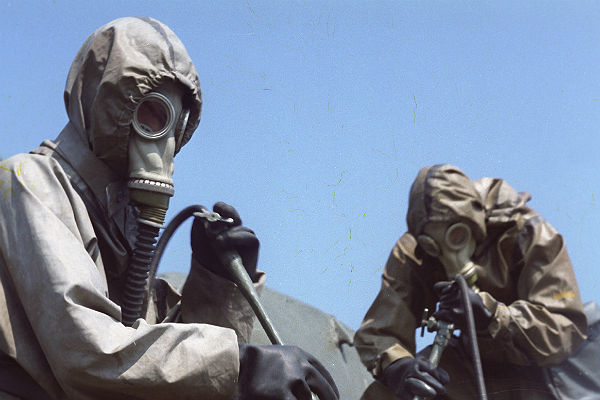 ВДуме найдены новые свидетельства изготовления химоружия боевиками