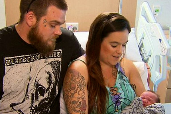 Жительница Австралии узнала о собственной беременности за15 мин. дородов