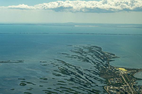 Украина срочно начинает дноуглубительные работы вАзовском море
