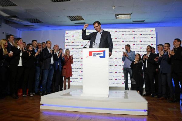 ВСербии стартовали президентские выборы