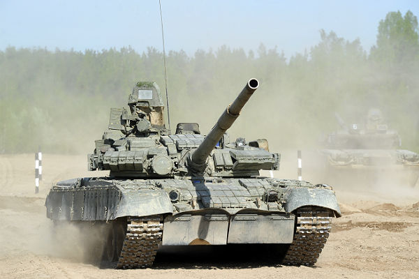 Усиление Росгвардии: навооружение приняты АК-74 сглубокой модернизацией