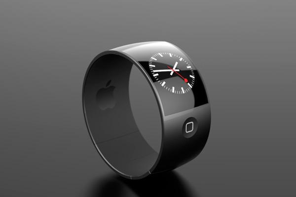 Новые умные часы Apple iWatch появятся в 2013 году