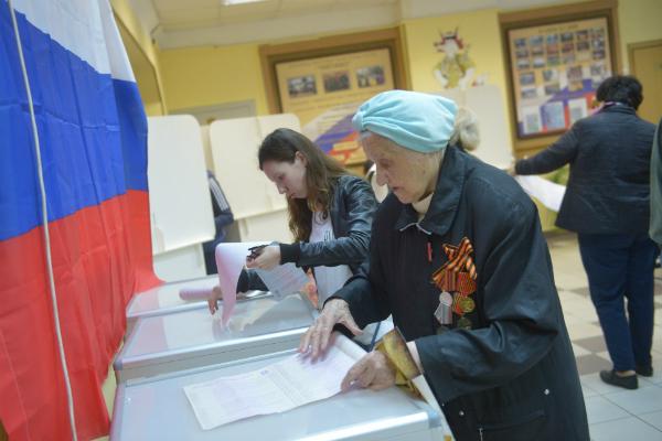 Явка вМоскве выше, чем навыборах мэра в2013 году