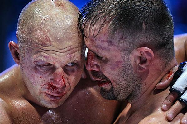 Результат боя между Емельяненко иМальдонадо неможет быть пересмотрен