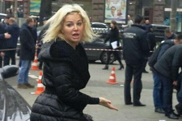 Максакова поведала опохищении водителя накануне до убийства мужа