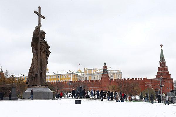 Милиция насчитала 350 человек на«Русском марше» в столицеРФ