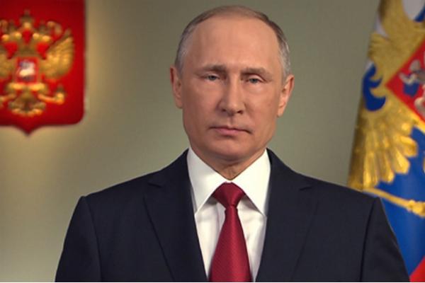 Путин призвал жителей сделать собственный выбор вЕдиный день голосования 18сентября