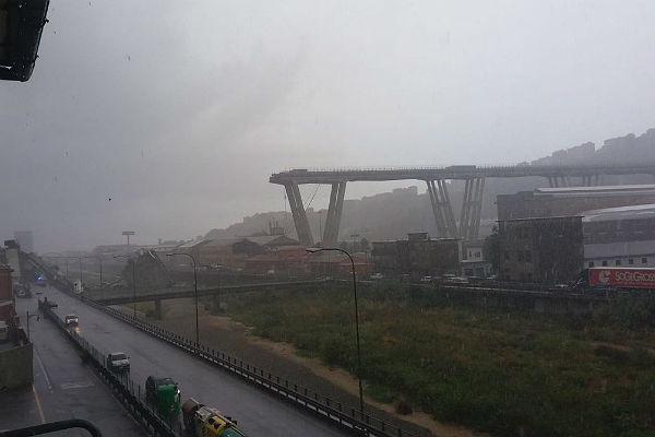 Минтранс Италии проверит все старые мосты итоннели вгосударстве