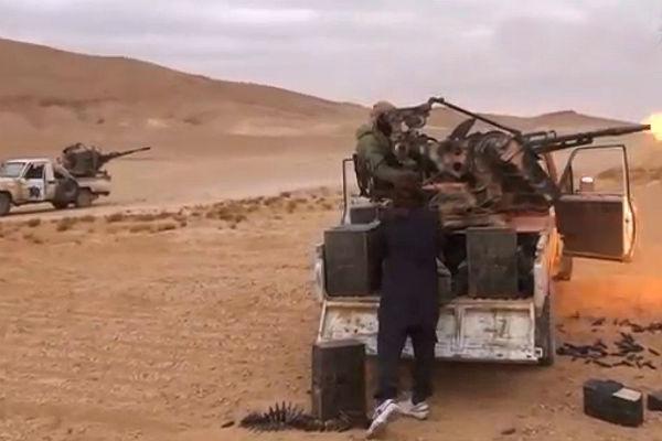 Матвиенко: западные страны стремятся дать передышку боевикам вСирии
