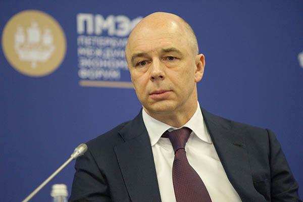 Министр финансов призвал совместить Резервный фонд иФонд государственного благосостояния