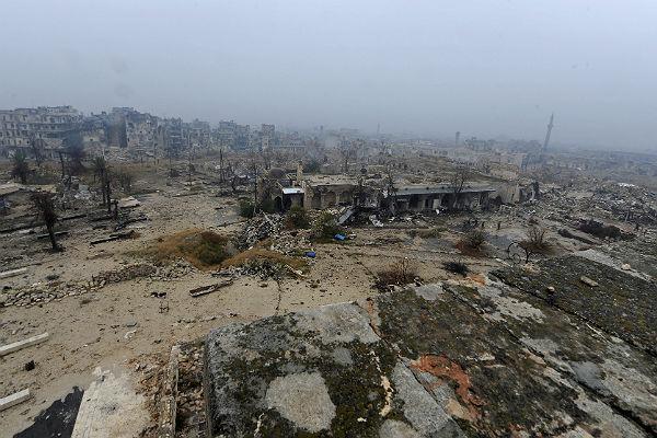 ВАлеппо прибыл батальон военной милиции, который будет выполнять задачи вСирии